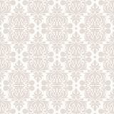 Retro gray pattern. Retro gray nature seamless pattern Royalty Free Stock Photo