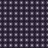 Retro gray violet wire seamless background. Vector file Stock Images