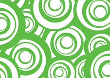 Retro green background Royalty Free Stock Photo
