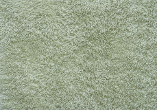 Retro Green Shag Carpet Royalty Free Stock Image