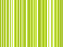 Retro Green Stripes Stock Images