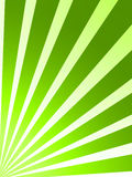 Retro Green stripes background Stock Images