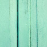 Retro green wood vintage wall. Stock Photography