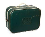 Retro groen geval Royalty-vrije Stock Fotografie