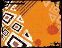 Retro grunge background Stock Images