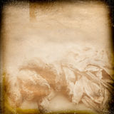 Retro grunge background with space for text Stock Photo