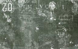 Retro- grunge Hintergrund Stockbilder