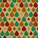 Retro grunge seamless pattern Royalty Free Stock Images