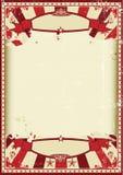 Retro grunge skrapad bakgrund Royaltyfri Bild