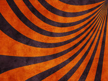 Retro grunge texture purple with orange. Digital retro grunge texture, purple with orange  sun rays lines Stock Images