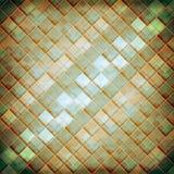 Retro Grunge Wallpaper Pattern Stock Image