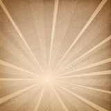 Retro grungy rays pattern Royalty Free Stock Photography