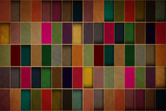 Retro Grungy Wallpaper Pattern Stock Image