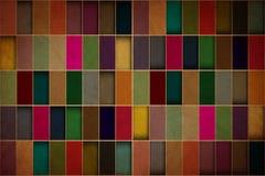 Retro Grungy Wallpaper Pattern Stock Image