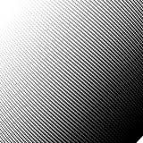 Retro Halftone Gradient Circle Background royalty free illustration