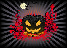 Retro Halloween Royalty Free Stock Images