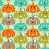 Retro halloween Background Royalty Free Stock Image