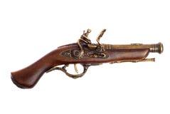 Retro Handgun Stock Photos