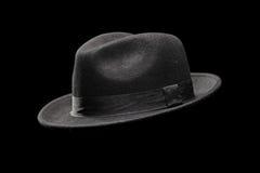 retro hatt arkivfoton