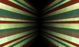 Retro- Hintergrund Lizenzfreies Stockbild