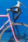 Retro hipster bike Royalty Free Stock Photography
