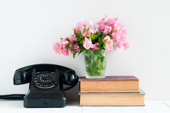Retro home decor Royalty Free Stock Images