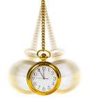 Retro horloge Stock Foto