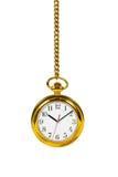 Retro horloge Stock Afbeelding