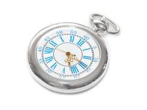 Retro horloge Stock Fotografie