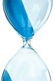 Retro hourglass Stock Image