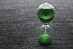 Retro hourglass Stock Photography