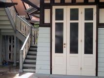 Retro house interior Royalty Free Stock Image