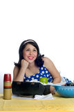 Retro Housewife Stock Photos