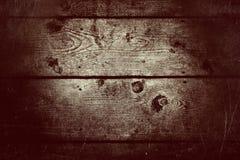 Retro houten uitstekende textuurachtergrond Stock Foto
