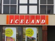 Retro Iceland royalty free stock photography