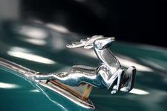 Retro icona dell'automobile Fotografia Stock Libera da Diritti