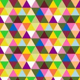 Retro backgrounds and wallpaper in mixt colors and pattern. Retro and illustration geometrical pop abstract stylised design wallpaper as background image, mix Vector Illustration