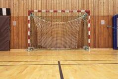 Retro indoor gymnasium Royalty Free Stock Photo