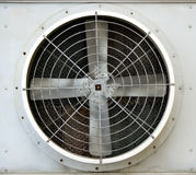 Retro industrial fan Stock Images