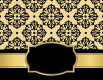 Free Retro Invitation Royalty Free Stock Photography - 24201707