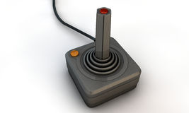Retro joystick Royalty Free Stock Image