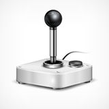 Retro joystick Royalty Free Stock Photo