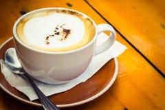 Retro kaffe Arkivfoton
