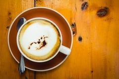 Retro kaffe Royaltyfri Foto