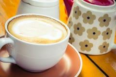 Retro kaffe Arkivbilder