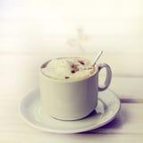 retro kaffe Royaltyfria Foton