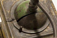 retro kaffegrinder Royaltyfri Bild