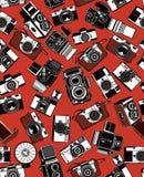 Retro- Kamera Stockbild