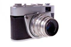 retro kamera Fotografering för Bildbyråer