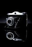 retro kamera Royaltyfria Foton